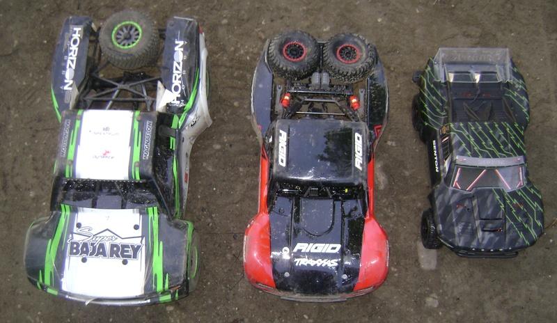 TRAXXAS UNLIMITED DESERT RACER - Tests & Améliorations de Trankilou - Page 2 Dsc07686