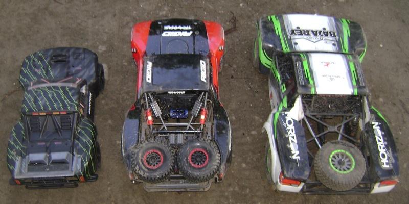TRAXXAS UNLIMITED DESERT RACER - Tests & Améliorations de Trankilou - Page 2 Dsc07689