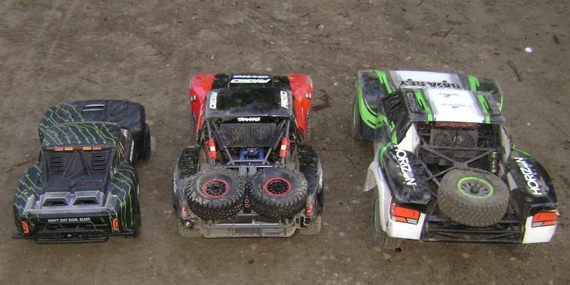 TRAXXAS UNLIMITED DESERT RACER - Tests & Améliorations de Trankilou - Page 2 Dsc07691