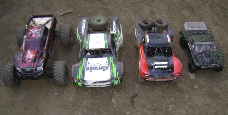 TRAXXAS UNLIMITED DESERT RACER - Tests & Améliorations de Trankilou - Page 2 Dsc07694