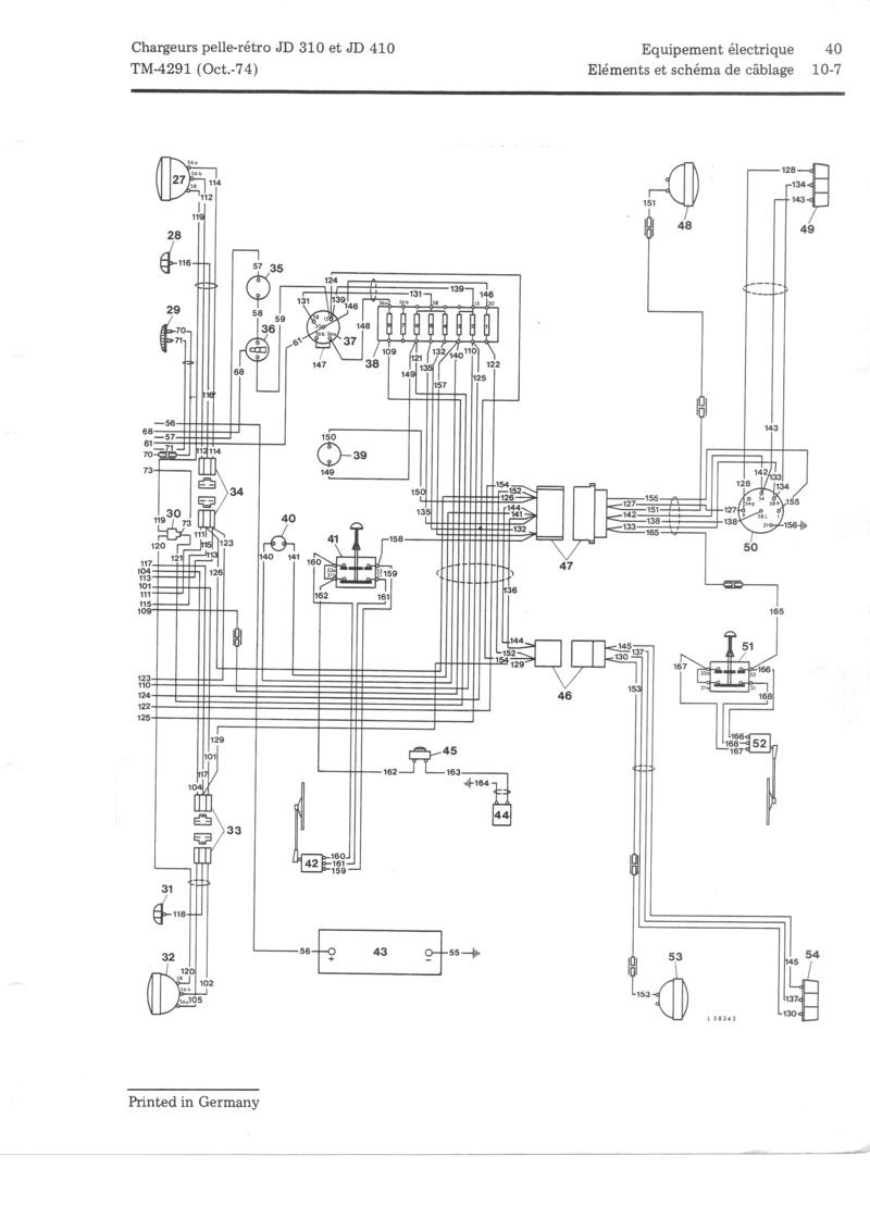 JD310A-identification de pièce Circui14