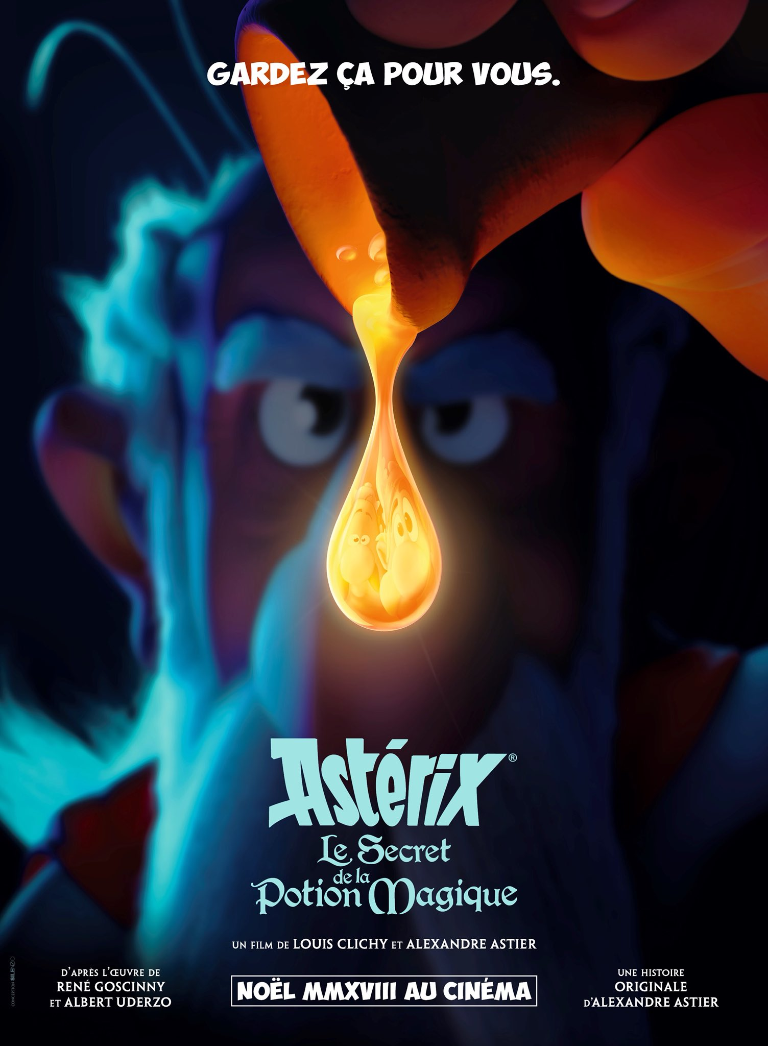 Astérix : Le Secret de la Potion Magique - Alexandre Astier Demjm610
