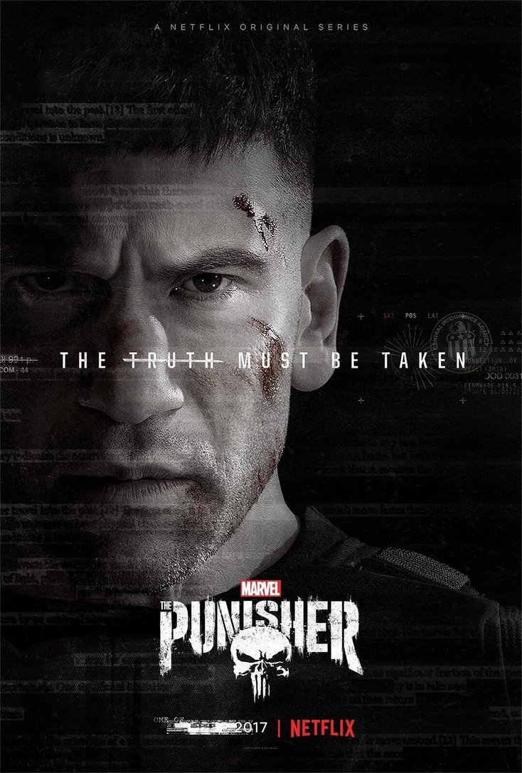 The Punisher (Marvel) Dmnjdu10