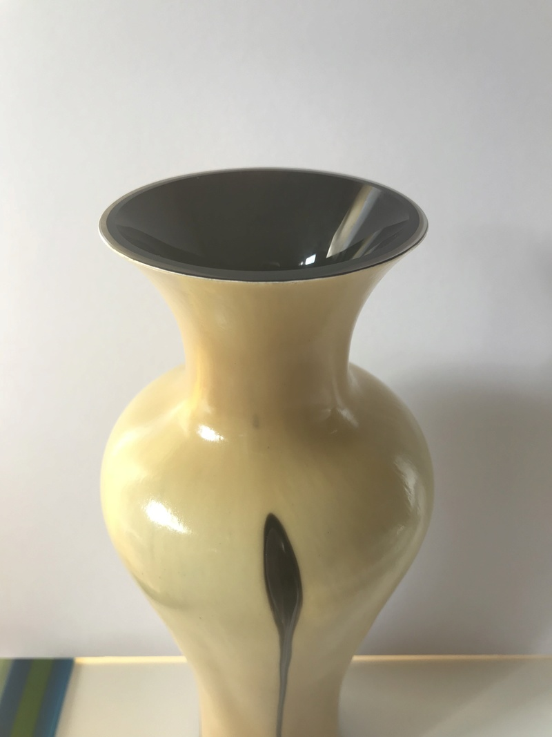 Tall elegant taupe cased vase - Any ideas to maker? Img_8114