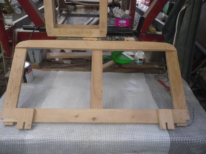 restoration des sièges Imgp6613