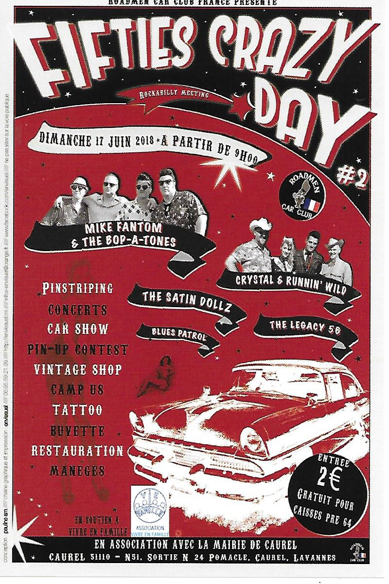 FIFTIES CRAZY DAY 2018 Scan10