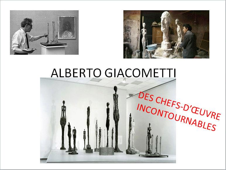 ALBERTO GIACOMETTI (apprécier) premier cycle  Gia_110