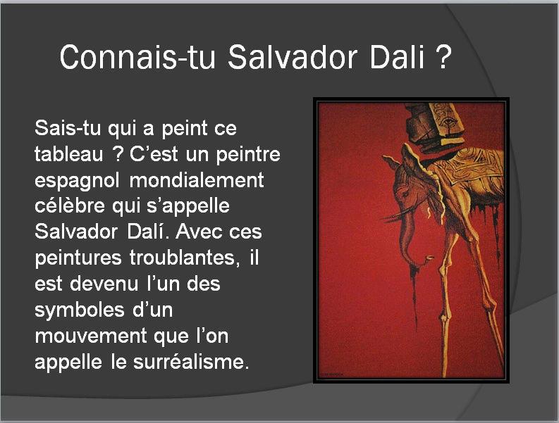 Salvador Dali (apprécier) Salvad14