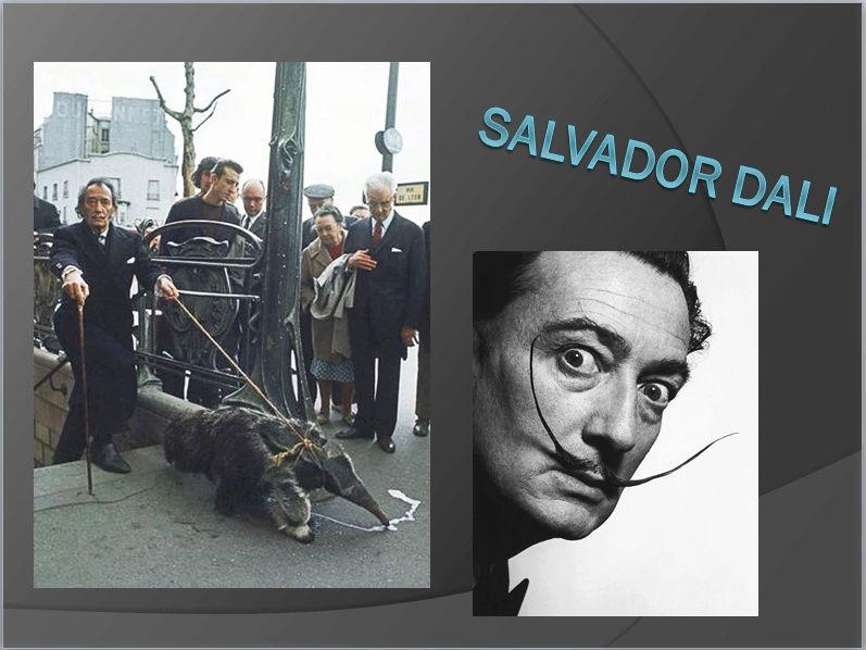 Salvador Dali (apprécier) Salvad15