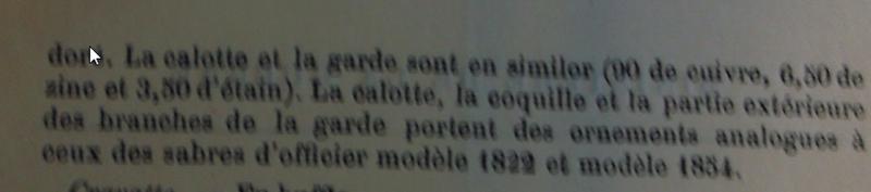 métal DELTA et Similor pour les montures de sabre début IIIe République 3018_p10