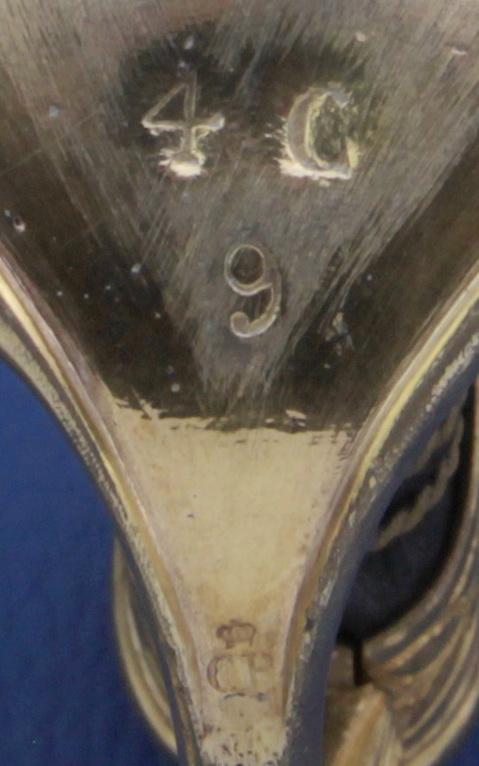 Un sabre d'officier de cavalerie de ligne modèle 1822 _mg_4910