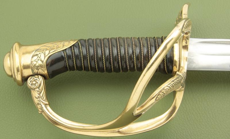 métal DELTA et Similor pour les montures de sabre début IIIe République _mg_6411