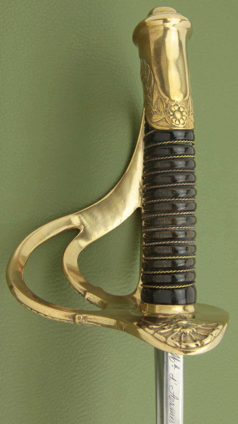 métal DELTA et Similor pour les montures de sabre début IIIe République _mg_6412