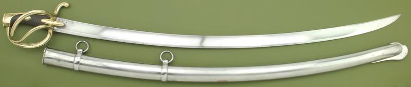 XI sabre de cavalerie légère mystère du fourreau _mg_6416