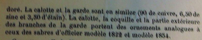 métal DELTA et Similor pour les montures de sabre début IIIe République Imgp3011