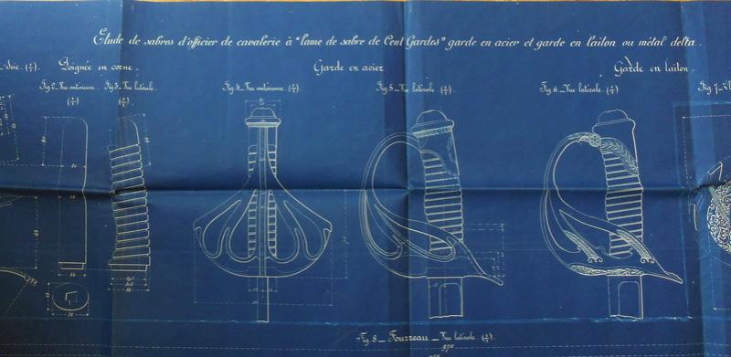 métal DELTA et Similor pour les montures de sabre début IIIe République Imgp3110