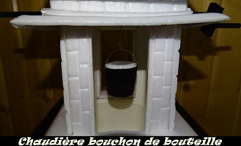 Mangeoire d'oiseaux «Puits» nouvelle  Dsc05512