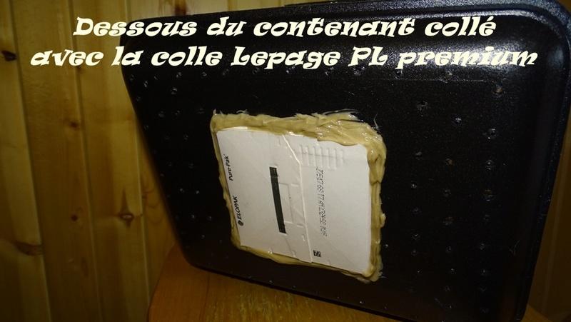Mangeoire d'oiseaux «Puits» nouvelle  Dsc05515