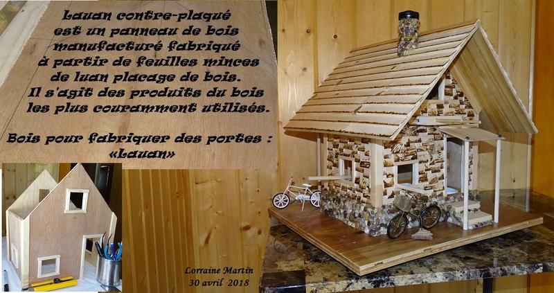 Mangeoire en bois recyclé  Maison26