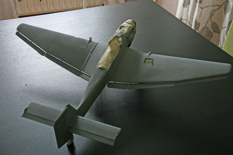 Stuka Ju 87 B2 / Airfix, 1:24 - Seite 2 Img_5920