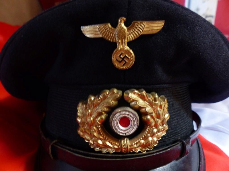 Casquette Officier Marinier KM 5_210
