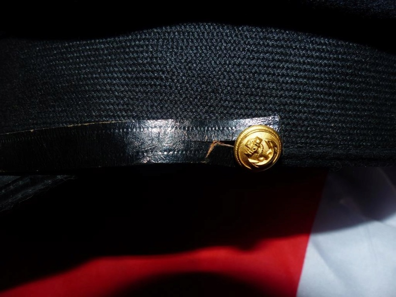 Casquette Officier Marinier KM 5_410