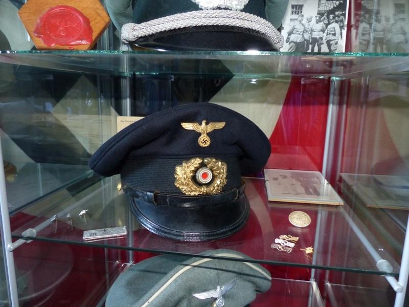Casquette Officier Marinier KM P1140410