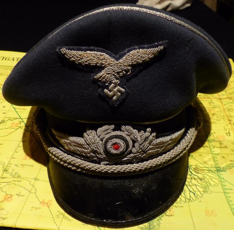 identification casquette luftwaffe P1160910