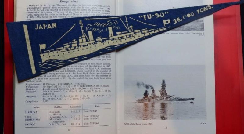 Fanion US Bateaux Japonais P1170733