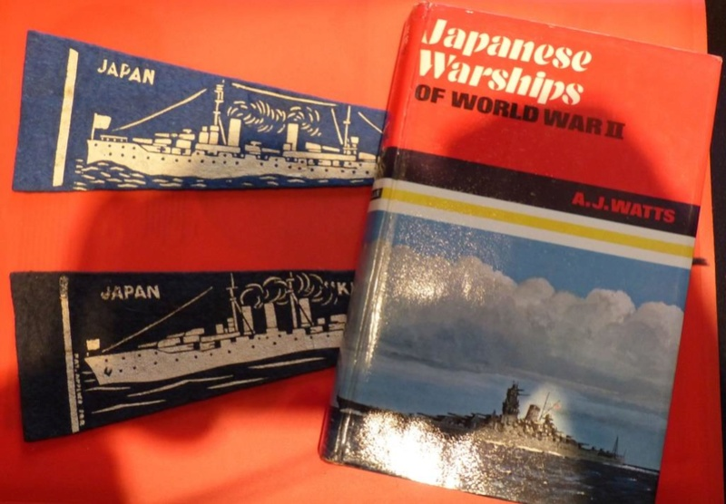 Fanion US Bateaux Japonais P1170735