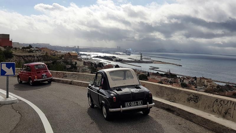 Rallye des Cigales  - Programme et Inscription  - 20180310
