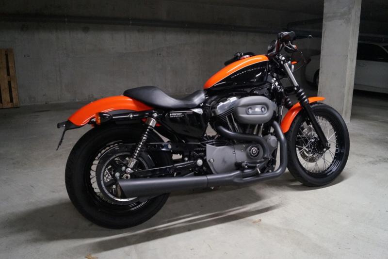 combien sommes nous en 1200 Sportster sur Passion-Harley - Page 35 Dsc05711