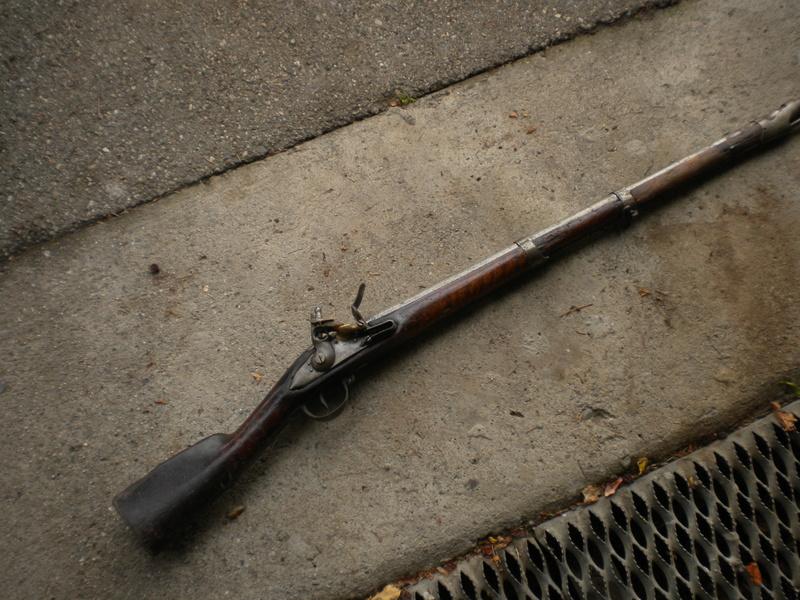 fusil époque révolution  00411