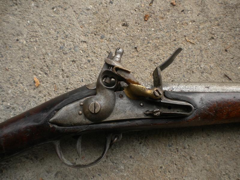 fusil époque révolution  00510
