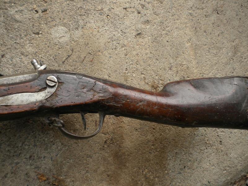 fusil époque révolution  01010