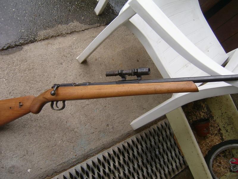 Mauser DSM 34 (à présent) éligible au TAR - Page 2 12100011
