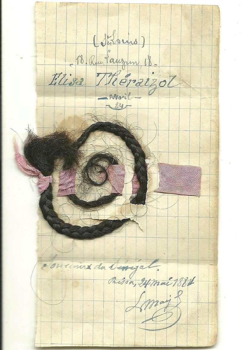 conquete du Sénégal 1880/ 1883 - Page 4 Cheveu14