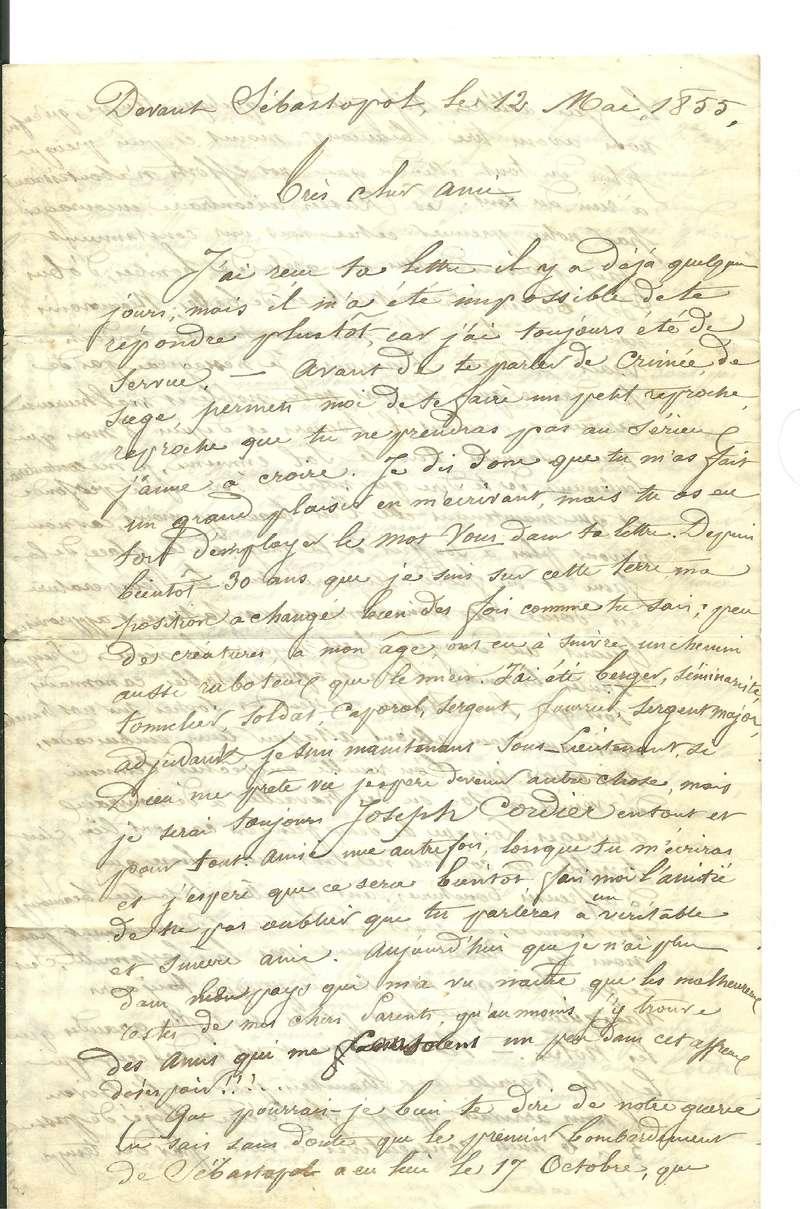 Atlas complet du siège de Sébastopol 1858 Crimye13