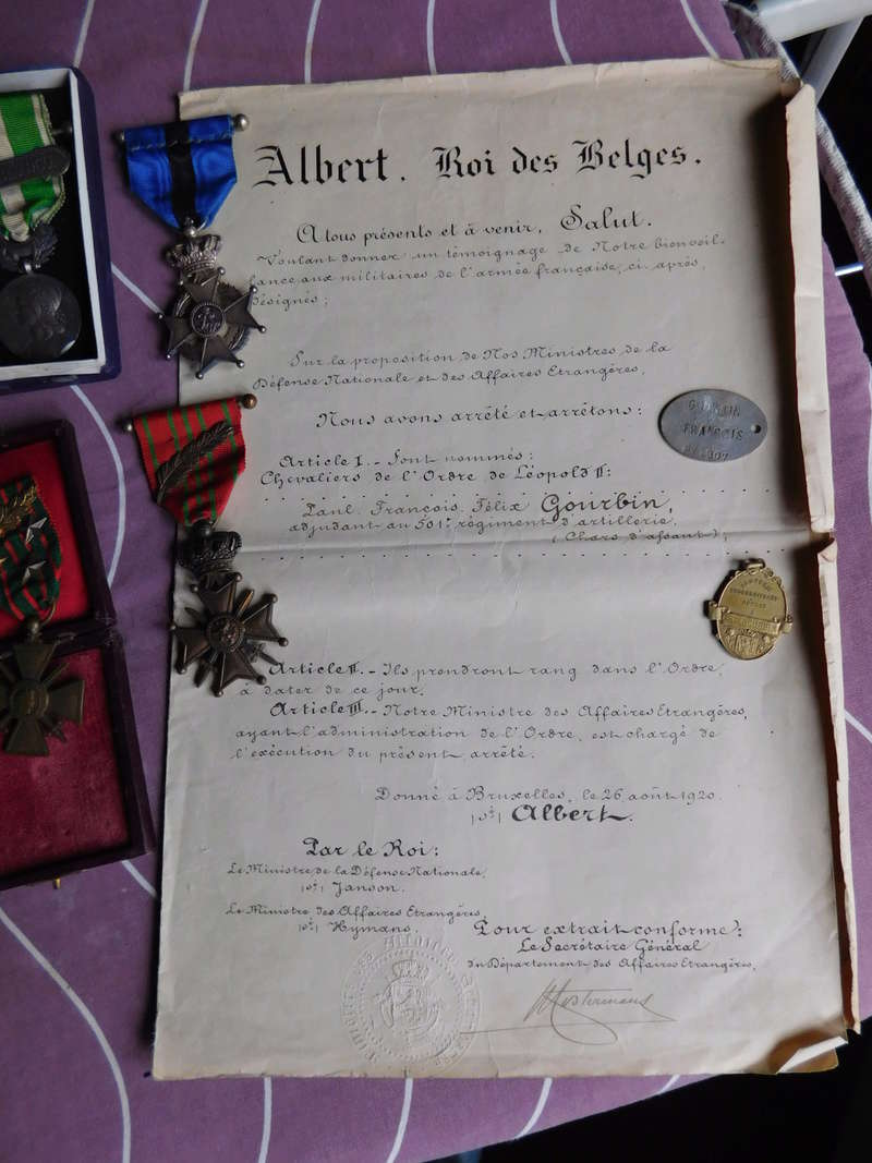 soldat français décoré en Belgique Doc_go10