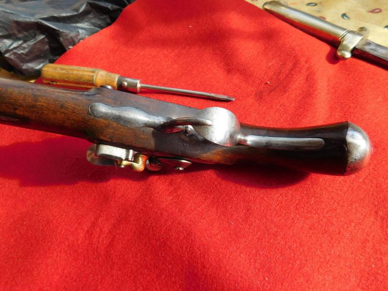 pistolet gendarmerie epoque révolution Pistol13