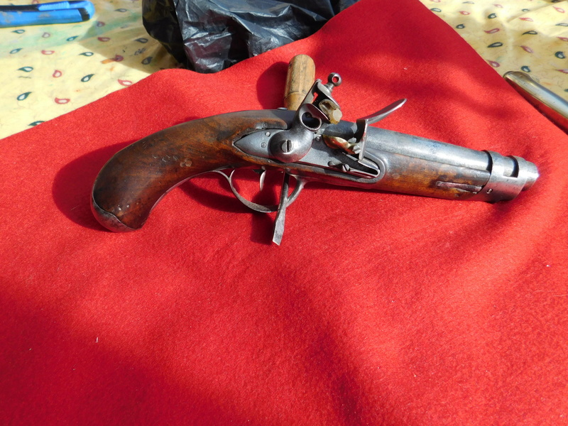 pistolet gendarmerie epoque révolution Pistol15