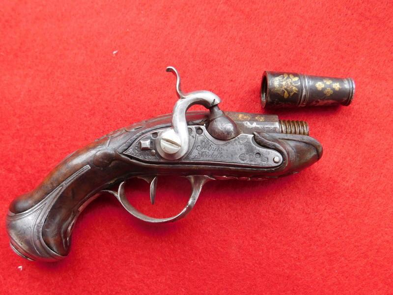 pistolet de voyage Pistol25