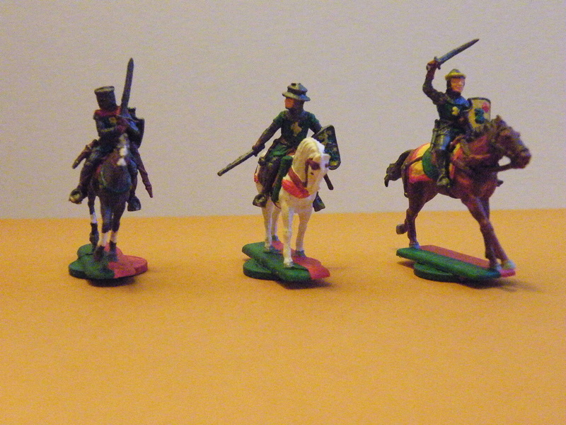 Neue Figuren (rot-grüne Armee) Dscf0011