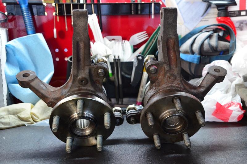 Front & Rear 5 Lug Swap  Dsc_0010