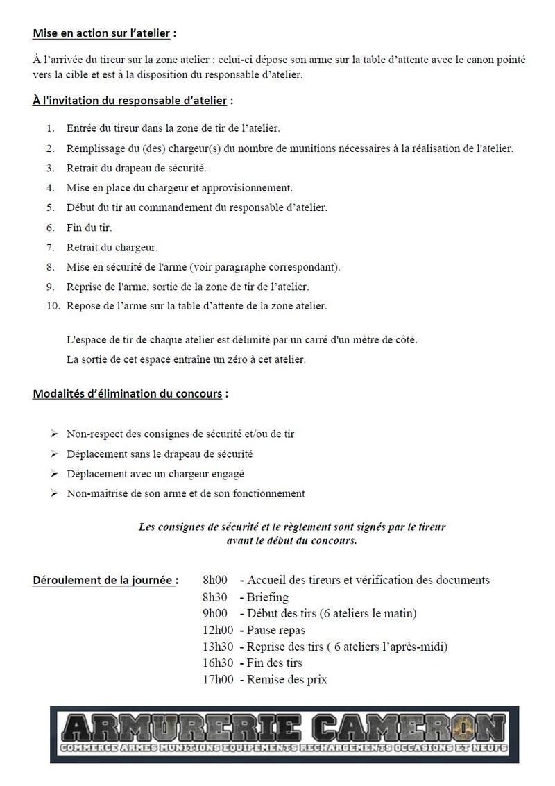 1er concours PRS 22lr de la Societe de Tir de Guise, 3 juin  Reglem10