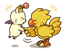 Les ventes Playstation du Chocobo 1864611