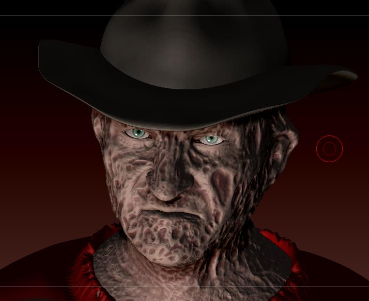 3D (THREE D) KRUEGER :.B 18-04-10