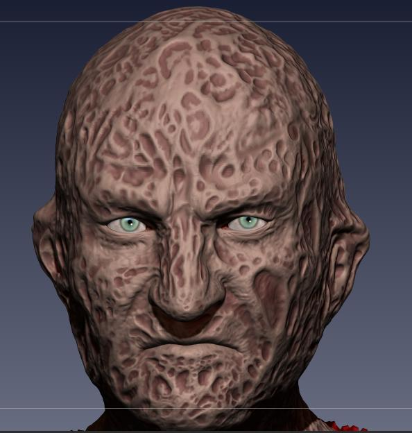 3D (THREE D) KRUEGER :.B 18-04-11