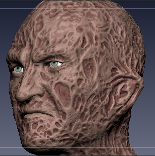 3D (THREE D) KRUEGER :.B 18-04-12