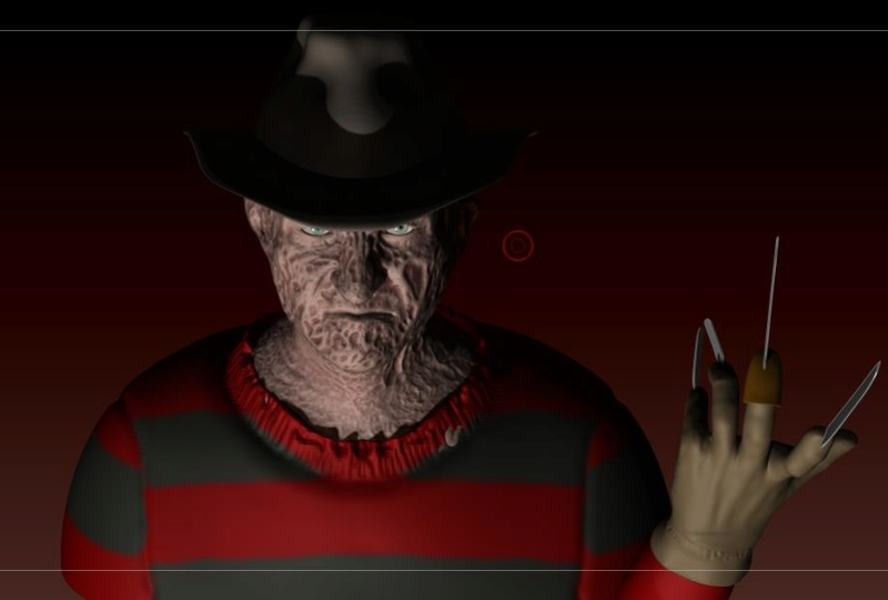 3D (THREE D) KRUEGER :.B 18-04-14